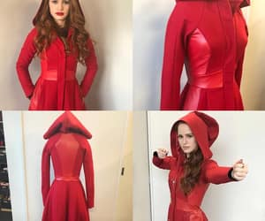 red, riverdale, and cheryl blossom image
