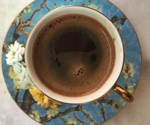 coffee, relax, and صباح الخير image