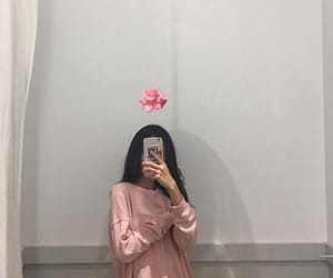 asian, pretty, and kstyle image