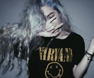 grunge, alternative, and nirvana image