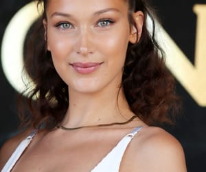 model, bella hadid, and icon image
