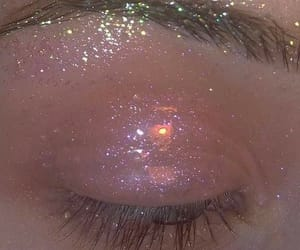 aesthetic, glitter, and indie image
