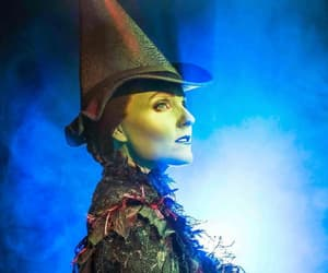 Wicked Witch of the West, beautiful, and wicked image