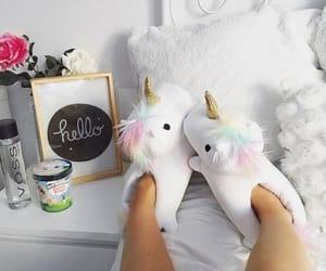 unicorn and girl image