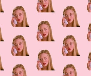 mean girls, pattern, and pink image