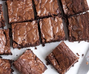aesthetic, inspiration, and brownie image