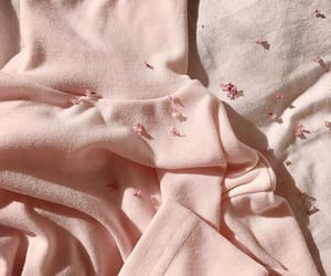 aesthetic, soft, and pink image