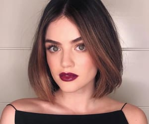 lucy hale, pll, and actress image