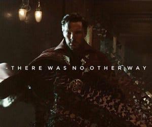 Avengers, dr strange, and infinity war image