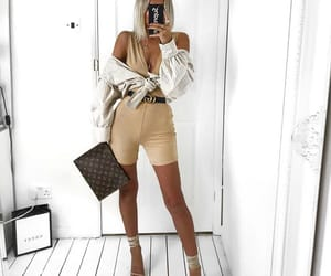 fashion, style outfit, and tumblr goal image