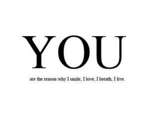 love, you, and smile image
