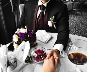 amazing, couple, and elegance image