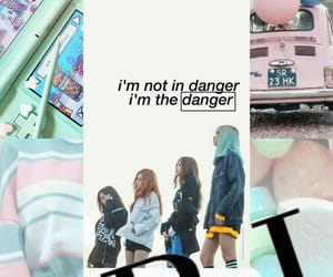 edit, pastel, and blackpink image