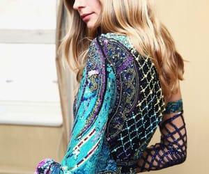 Balmain, fashion, and met gala image