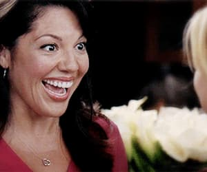 gif, grey's anatomy, and callie torres image