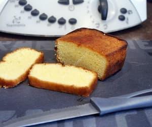 cake, gâteau, and citron image