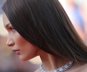 cannes film festival, bella hadid, and cannes2018 image