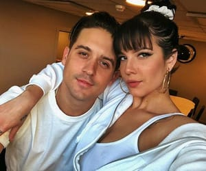 halsey and g eazy image