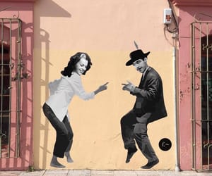 funny, street art, and tin tan image