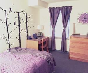 college, Dormitory, and interior design image