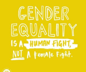 equality, humanrights, and gender image