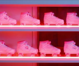 loona, neon, and pink image
