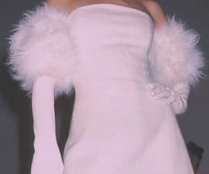 dress, white, and kendall jenner image