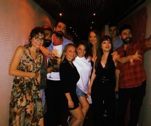 backstage, team, and kivanc kasabali image