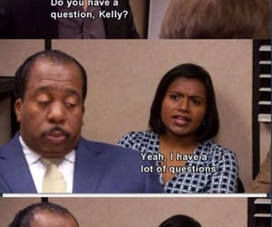 funny, question, and the office image