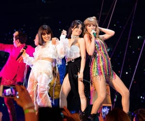Taylor Swift, camila cabello, and charli xcx image