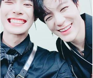 nct, doyoung, and jeno image