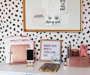 inspiration, interior, and pink image