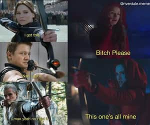 Avengers, hunger games, and riverdale image