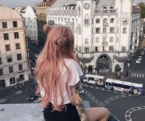 amazing, hair, and life image