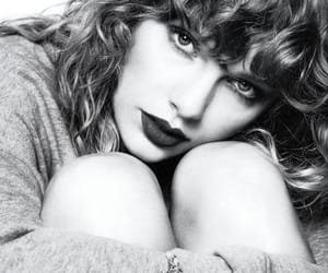 Taylor Swift, Reputation, and black and white image