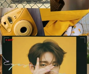 asian boy, lockscreen, and youngjae image