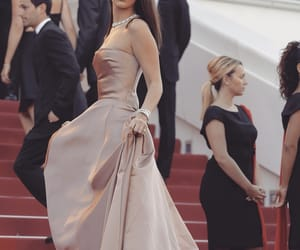 bella, cannes, and famous image