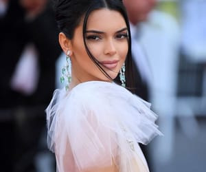 kendall jenner, model, and cannes image