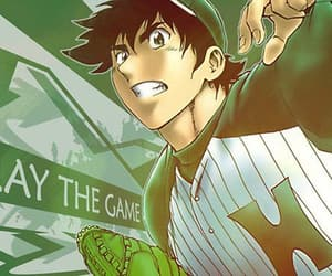 anime, sports, and sports anime image