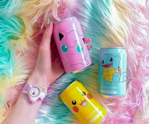 drink, pokemon, and kawaii image