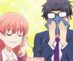 anime and wotaku ni koi image