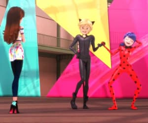 Chat Noir, gif, and miraculous ladybug image