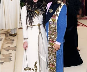 jared leto, lana del rey, and met gala image