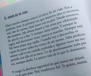book, mom, and frases image