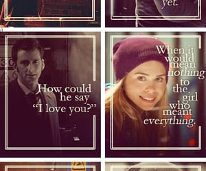 doctor who, rose, and rose tyler image