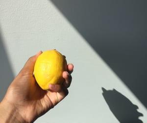 korean, lemon, and yellow image
