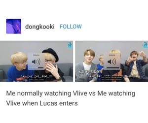 funny, kpop, and lucas image