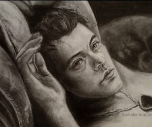 titanic, fan arts, and Harry Styles image