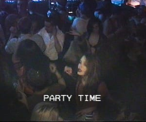 party and time image