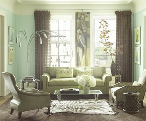 decor and green image